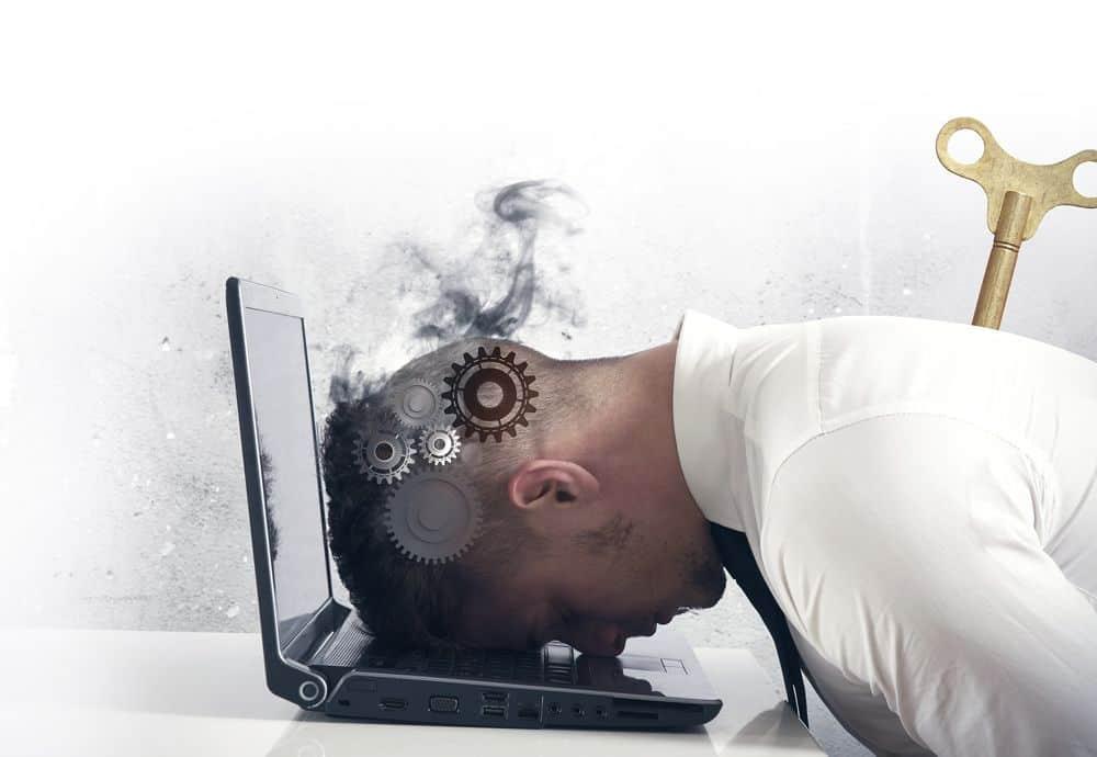 Хроническая усталость нарушает работу всего организма.