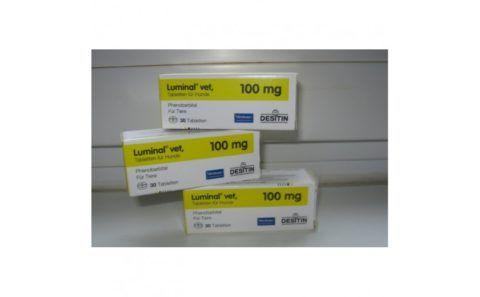 Картонная упаковка с 30 таблетками препарата 100 миллиграмм. Цена лекарственного средства не превышает 50 рублей.