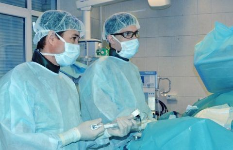 Лечение обширного инфаркта миокарда осуществляется в стационаре