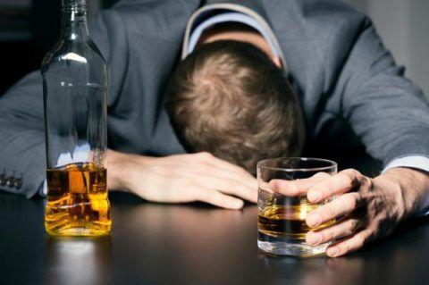 Лица, злоупотребляющие спиртным