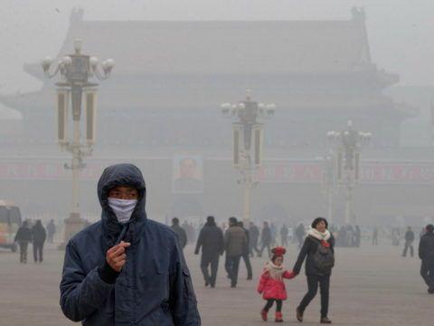 Люди, проживающие в неблагоприятных экологических условиях