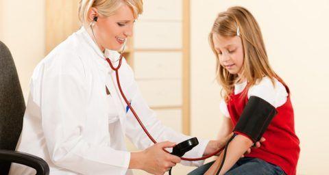 Пульс ребенка нужно контролировать при хронических и острых заболеваниях