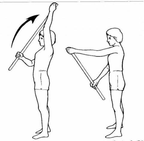 Расслабление шейных и позвоночных мышц