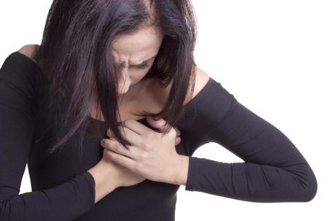 Симптомы стенокардии сердца у женщин проявляются более ярко, чем у мужчин