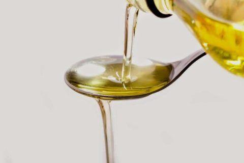 Снижение употребления масел и жиров