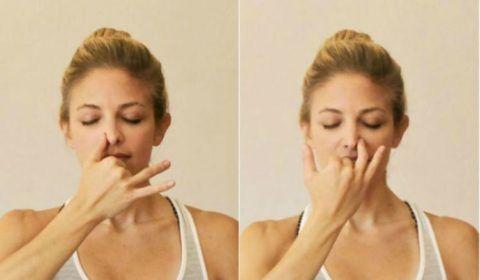 Упражнение на дыхание при купировании приступов частого сердцебиения