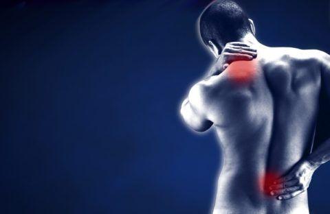 Боль во всем теле обусловлена стрессом или тревогой