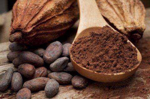 Какао – здоровые сосуды.