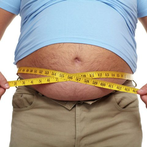 Лишний вес – причина заболеваний