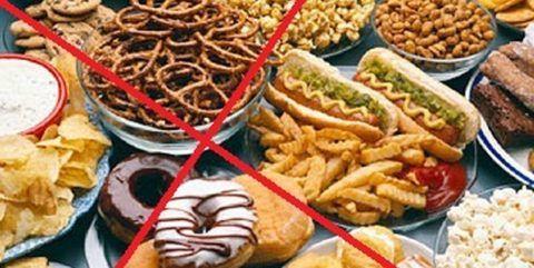 Неправильный рацион питания причина развития атеросклероза.