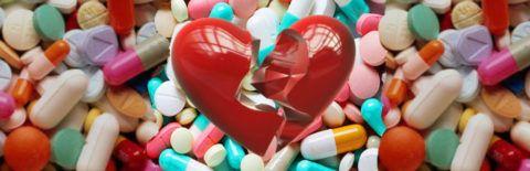 Отказаться от лекарств, вызывающих тахикардию
