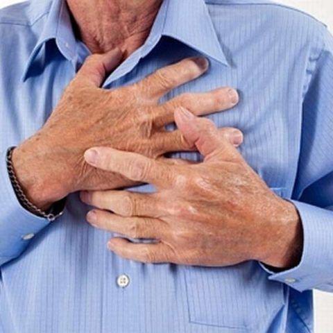 Отклонения в здоровье выражаются повышенной пульсацией