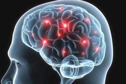 Повреждение головного мозга