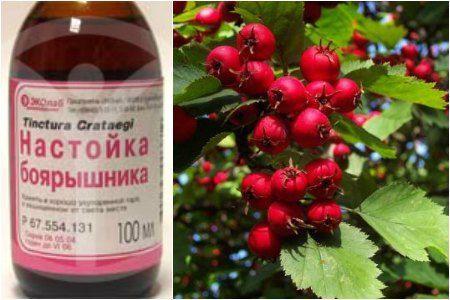 Противоаритмическое растительное средство