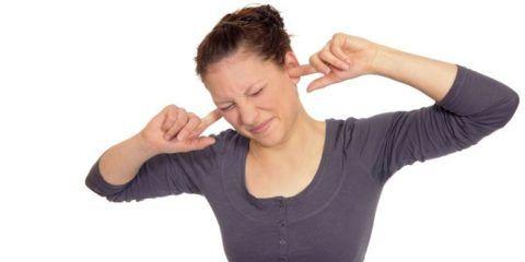 Слабость и гул в ушах