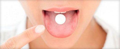 Валидол помогает только в том случае, если тахикардия была спровоцирована расстройством ЦНС