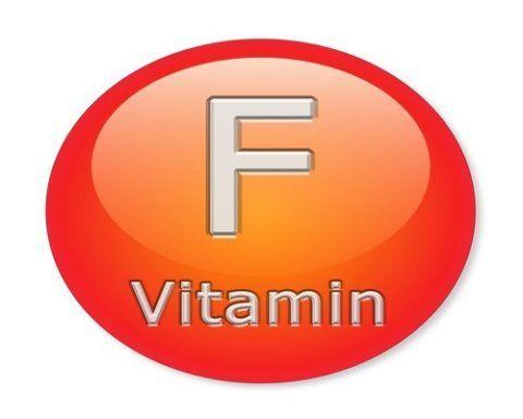 Витамины группы F