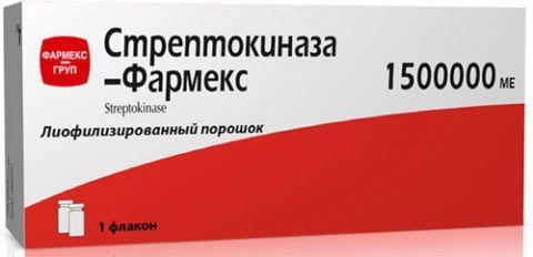 Антитромботическое средство
