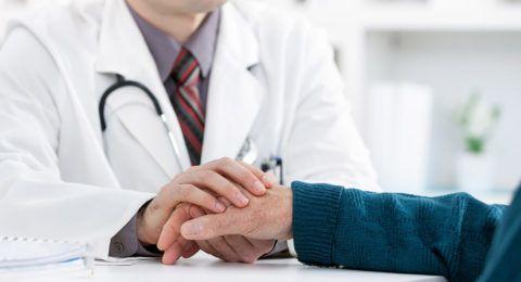 Лечение любой болезни должно начинаться с визита к врачу
