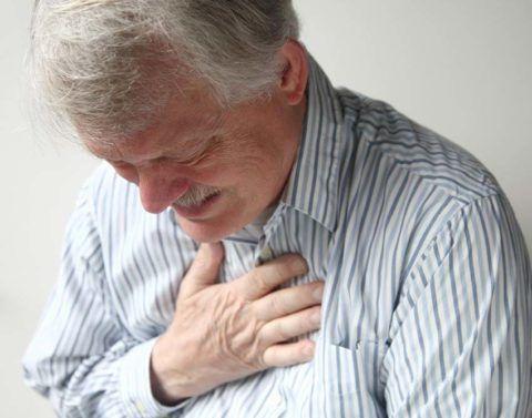 Проблемы с дыханием у пожилого человека – повод для беспокойства