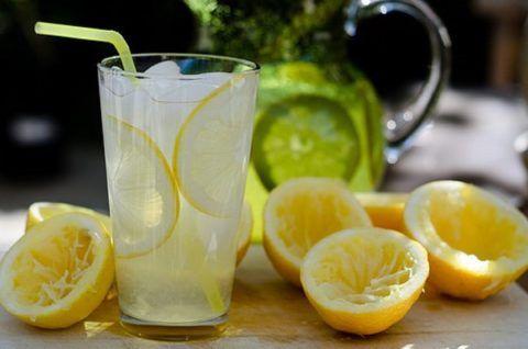 Прохладительный напиток утоляет жажду и весьма полезен для здоровья