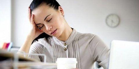 Сонливость – симптом гипотонии
