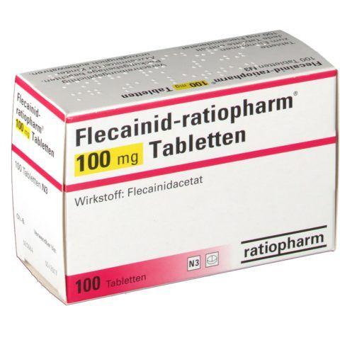 Таблетки от аритмии и тахикардии
