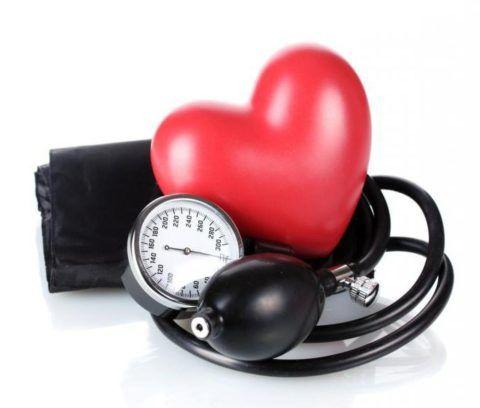 Малина снижает артериальное давление