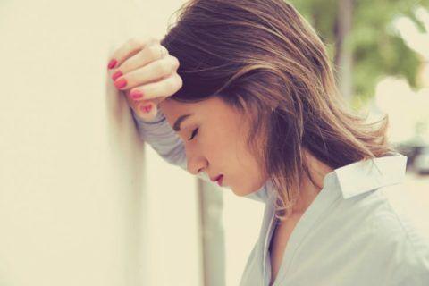Неврологические проблемы имеют четкие невротические симптомы