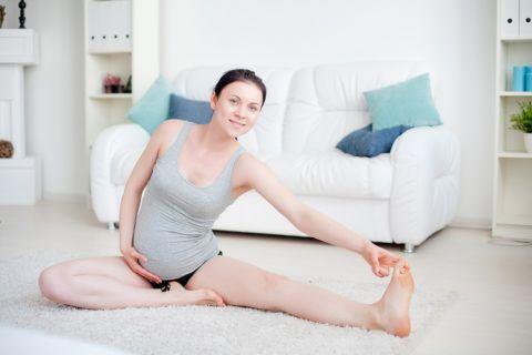 Полезны занятия йогой для беременных