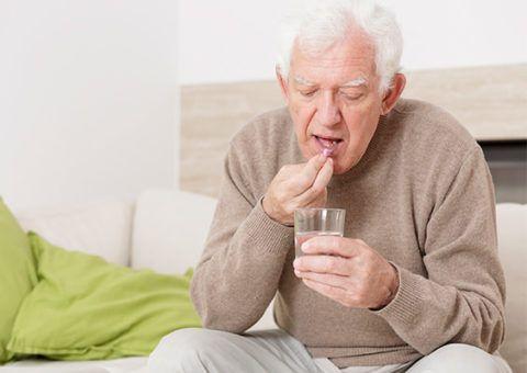 Помните о регулярности приема лекарства