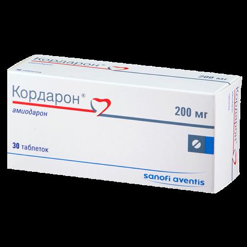 Популярное лекарство для коррекции экстрасистолии