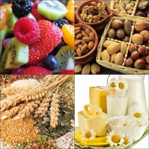 Правильное питание не только снизит АД, но и оздоровит организм.