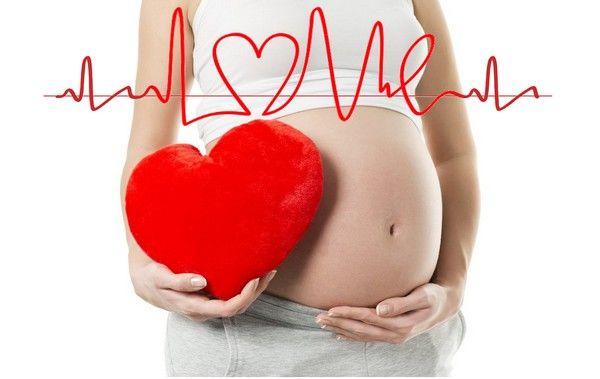 Сердцебиение после еды при беременности