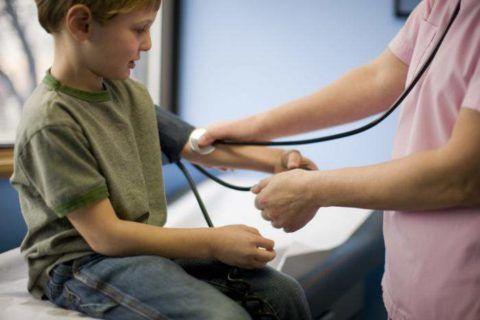 У маленьких детей пульс часто бывает артмичным