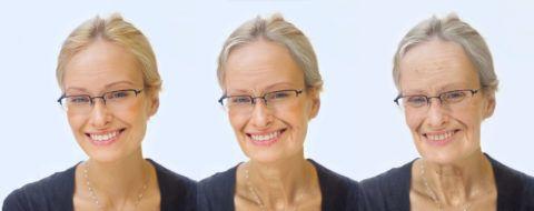 Человек с атеросклерозом выглядит старше своего возраста