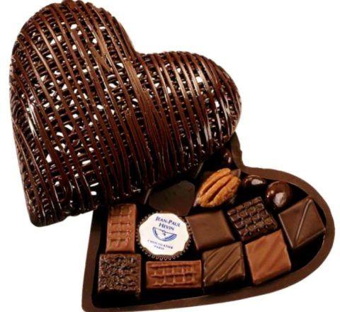 Черный шоколад полезен для сердца при умеренном потреблении