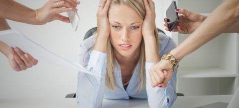 Ежедневное пребывание в стрессовом состоянии развивает гипертонию
