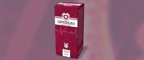 Гипериум - натуральное средство при развитии первых стадий гипертонии