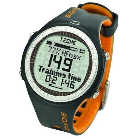 Качественные часы-пульсометр для бега