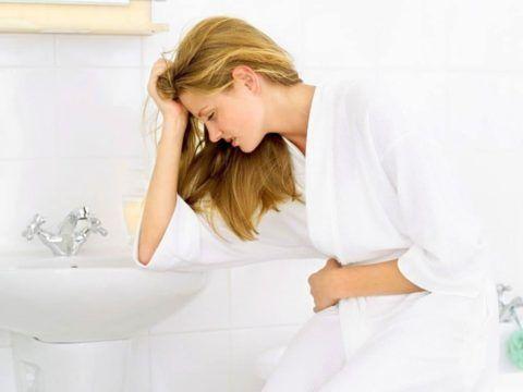 Многих больных беспокоит рвота
