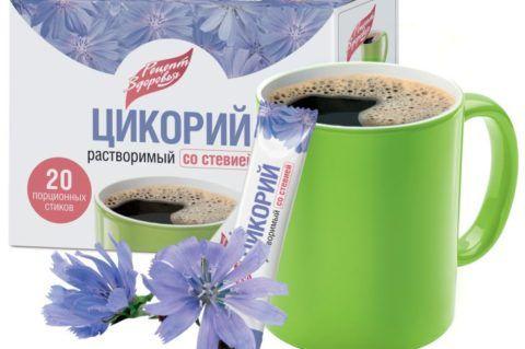 Напиток цикория (быстрорастворимый концентрат)