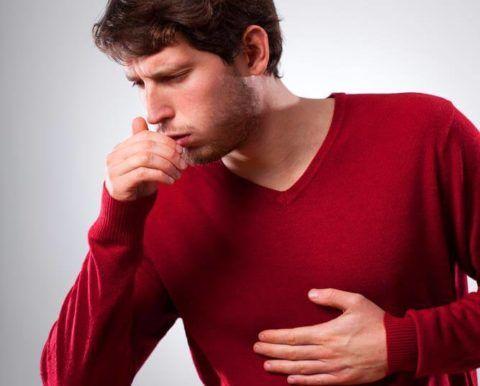 Одно из побочных действий - кашель