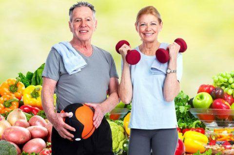 Особое внимание здоровью необходимо уделять людям преклонного возраста.