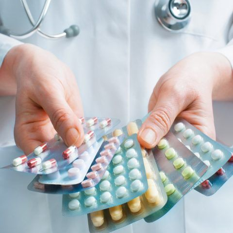 При лечении ССЗ назначается схематическое лечение.