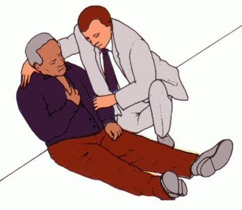 При остром приступе сердечно-легочной недостаточности больному требуется эффективная неотложная помощь.