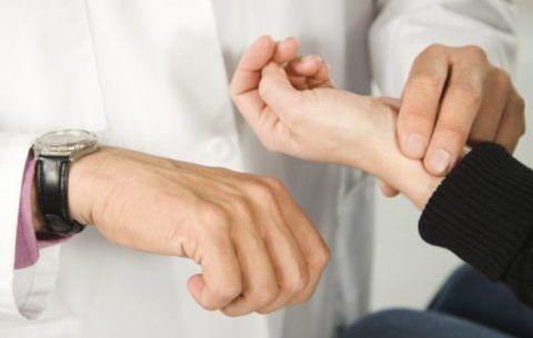 При ухудшении состояния следует посетить медицинское учреждение