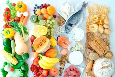 Сбалансированный рацион - основа здоровья