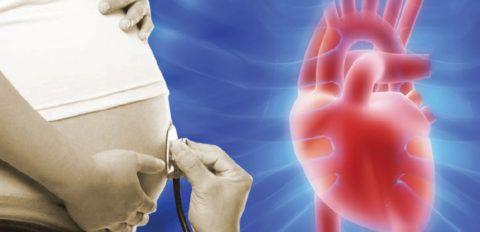 Внутриутробный порок сердца