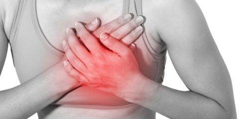 Боль в груди – основной и центральный симптом заболеваний сердца.